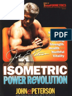 John E Peterson Isometric Power Revolution 2007