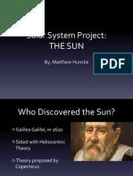 Huncke SUN