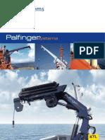 Palfinger Systems Marine Crane Brochure October 2009