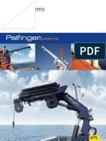 Palfinger Systems Marine Crane Brochure October 2009