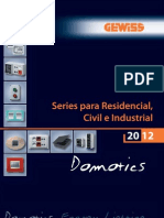 GEWISS Series Residencial Civil Industrial