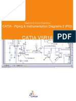 CATIA - Piping & Instrumentation Diagrams 2 (PID) BROUCHE