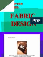 Fabric Desing Fundamentals of Weaves