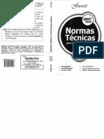 FURASTE Pedro Augusto Normas Tecnicas Para o Trabalho Cientifico 15ed ABNT 2009