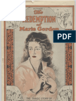 The dredemption of marie gordon
