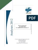 2012 Analyse Plus de Transparence Un Remede Contre La Malediction Des Ressources