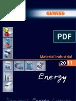 GEWISS MaterialIndustrial2011