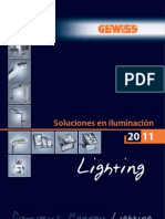 GEWISS Lighting2011