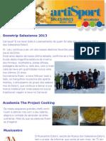Newsletter Fev