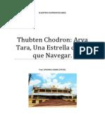 Thubten Chodron Tara La Estrella...