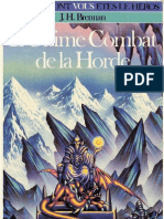 Loup Ardent 3 - L'Ultime Combat de La Horde