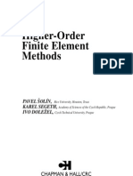 Higher-Order Finite Element Methods - Pavel Solin