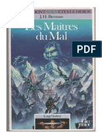 Loup Ardent 4 - Les Maitres Du Mal