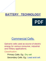 Battery Technology 1