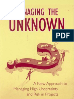 Managing the UnknownUnknown