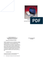 Rd 3 Operation Manual
