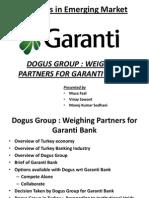 Dogus Garanti Bank