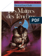 Loup Solitaire 01 - Les Maitres Des Tenebres