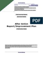 Hseep AAR-IP Template 2007