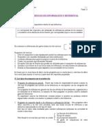 Servicio de Información y referencia