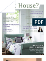 What House Magazine - Spring Edition