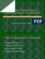 Tema 2.BASES PSICOLÓGICAS DE LA ACTIVIDAD FÍSICA (2)