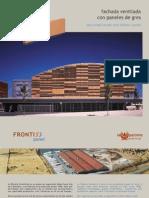 Catalogo Frontiss Panel 2011