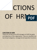 HRM ROLE