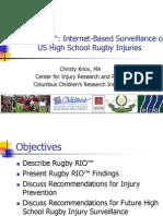 Rugby Rio Presentation