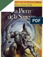 Loup Solitaire 06 - La Pierre de La Sagesse