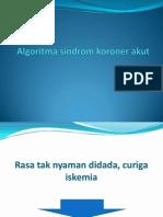Algoritma Sindrom Koroner Akut
