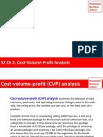 S2 CMA c02 Cost-Volume-Profit Analysis