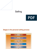 Basics of Selling Skills