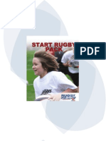 Start Rugby Games - Cards