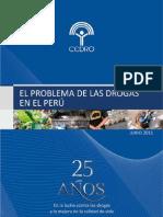 CEDRO (Junio, 2011) El problema de las drogas en el Perú
