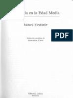 Kieckhefer Richard - La Magia en La Edad Media