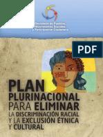 Plan Pluri Nacional