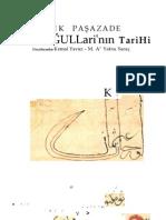Aşık Paşazade - Osmanoğullarının Tarihi.pdf