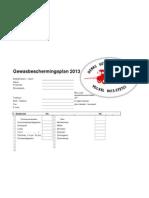 gewasbeschermingsplan 2013 pdf