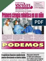 Semanario El despertar Edición N°22