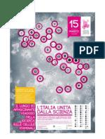 Giornata Della Scienza - 15 Marzo 2013