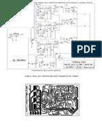Schema Electrica + Cablaj + Silkscreen Orga Cu LM324