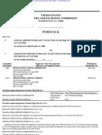 ARIZONA PUBLIC SERVICE CO 10-K (Annual Reports) 2009-02-20