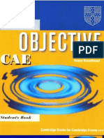 Objective CAE Student Book