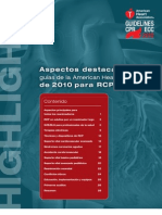 2010 AHA Guidelines Spanish-1