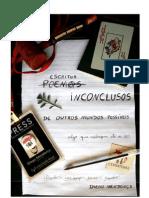 Poemas Inconclusos de Outros Mundos Possíveis - Diego Mendonça