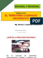 I PARTE TERRITORIO EL ESPACIO GOGRAFICO.ppt