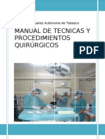 Manual de Procedimientos Quirurgicos - Copia (1)