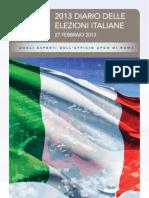 Italian Election Recap