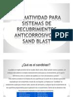 NORMATIVIDAD PARA SISTEMAS DE RECUBRIMIENTOS ANTICORROSIVOS Y SAND curso.pdf